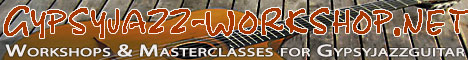 Banner Gypsyjazzworkshop.net