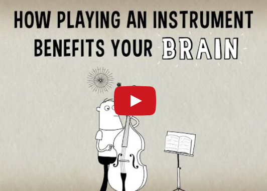 How music benefits your brain